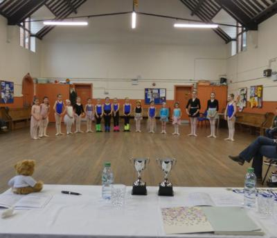 Winners of the Vacani Choreography Competition